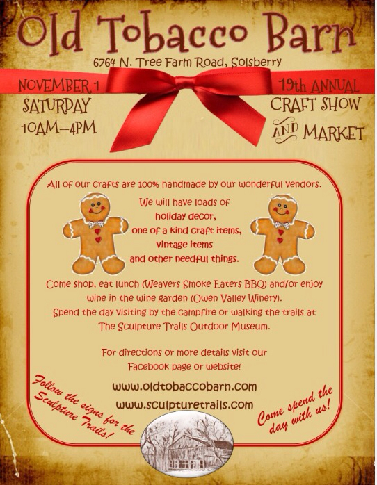 19th annual craft show