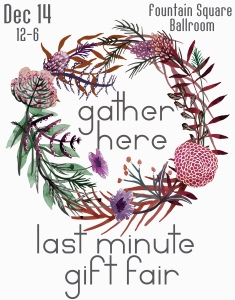 gather last minute