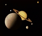Saturn System Montage
